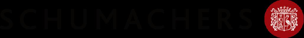 Schumachers logo black 1200px
